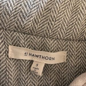 41 Hawthorn Jackets & Coats - 41 Hawthorn Herringbone Quilted Vest